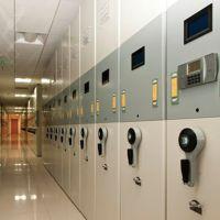 武新厂家直销 电动密集架 全钢打造简约平移式档案密集柜