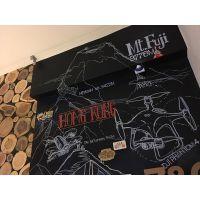 Magwall磁善家磁性创意黑板贴定制双层结构无苯幼儿园黑板装饰