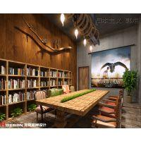 深圳逸美时光咖啡厅设计案例