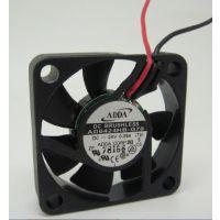 原装ADDA AD0424MB-C50测试仪医疗设备用4020/24V静音风扇