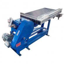 石城国邦现货供应实验室LYN(S)1100×500摇床 铝合金摇床面 小型重力选矿设备