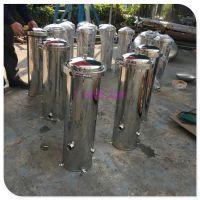 黄埔区304不锈钢滤芯式精密过滤器,花都区立式微孔膜精密过滤器,清又清厂家供应