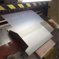 厂家直销虎门透明pp塑料板材 磨砂桌面塑料面板 pp实心板材
