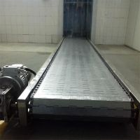山东强盛厂家直销链板式输送机 不锈钢链板式输送机设备