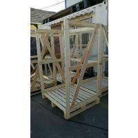 青岛黄岛木箱尺寸定做 可上门加固大型木包装箱
