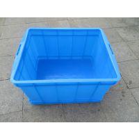 厂家直销塑料箱常州 南通 高邮塑料箱500-350箱物流周转箱收纳箱