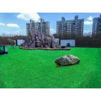 假山塑石城市别墅屋顶花园假山流水喷泉水景景观工程施工设计制作