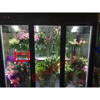 鲜花店冰柜 新款花店冷柜风冷鲜花展示柜七好