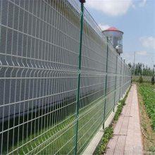 双边护栏网 小区围网 铁丝围栏网