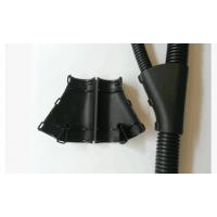 塑料波纹管三通接头Y型三通接头尼龙三通接头扒开式等径变径三通
