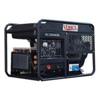300A静音式发电电焊机