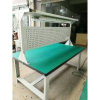 武汉欧胜诺厂家直销钳工工作台 可移动操作台 防静电工作桌