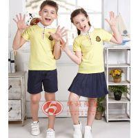 纯棉幼儿园校服 小学生校服定做 定制英伦校服 环诚制衣