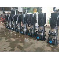 多级离心泵型号 QDLF20-50 5.5KW 扬程:58M 广东韶关市众度泵业