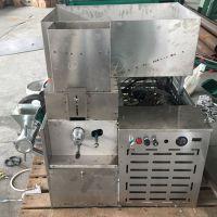 玉米膨化机不同规格 食品膨化机生产厂家 四缸膨化机