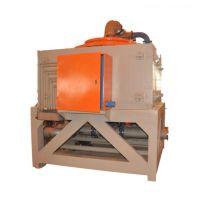万达业WS1000水冷全自动高强磁选机 水冷浆料自动除铁机