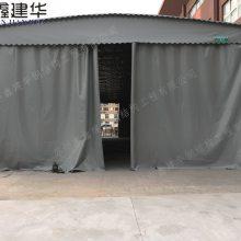 常州市天宁区鑫建华定做工业仓库雨棚布,伸缩活动雨篷,遮阳棚_移动雨蓬质量哪家好