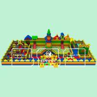 四川积木乐园 成都儿童积木玩具批发 儿童游乐设备厂家 艾可