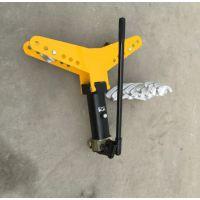 whole handle tube bender;手动液压弯管机;SWG-2弯管机;液压弯管机
