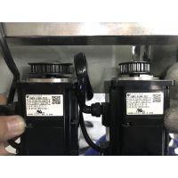 快速安川伺服电机维修SGMPH-01ANA-YR12 磁钢爆裂转子卡死线圈接