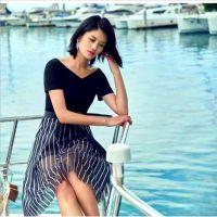 上海时尚女装品牌尘色18夏装尾货批发 广州库存一手货源