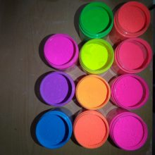 硅胶荧光色粉 液态硅胶荧光粉 硅胶荧光颜料荧光粉