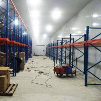 重型仓库货架 通廊式货架批发 贯通式仓库货架