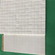管道内壁防磨耐磨陶瓷片 规格 17.5*5 粘接焊接固定 安装牢固 防脱落