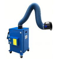 富拓达牌焊烟净化器全套配件,2米3米4米5米焊烟柔性吸气臂