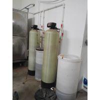 新疆哈密恒生供暖8吨全自动软化水设备