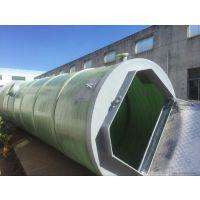 新乡村改造玻璃钢废水处理原理