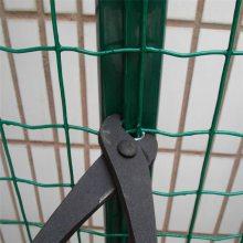 圈地包塑铁丝网 散养鸡围网 养殖防护网