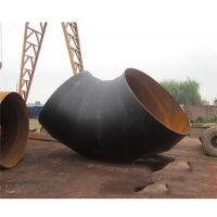 专业生产污水处理用防腐弯头 1220×14大口径20#对焊弯头【润宏】
