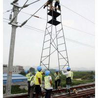 石家庄嘉泰厂家促销 铁路轨道梯车 多功能梯车 尼龙绝缘轮