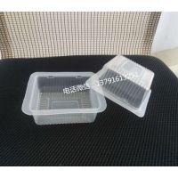 pp可封口一次性鸭货盒/豆腐盒/熟食盒