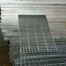焊接网格板价格 热镀锌踏步板 万泰复合钢格板