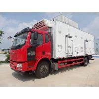 7.6米畜雏禽运输车报价,解放j6鸡苗运输车价格,畜禽运输车生产厂家