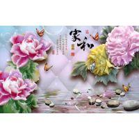 深圳汇美,高端防潮环保壁画,无缝墙布,主题壁画厂家