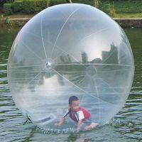 儿童成人舞蹈透明球梦幻水晶跳舞球充气水上步行球跳舞球