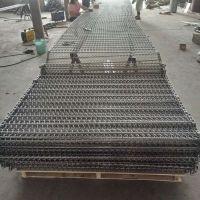 宁津正捷304不锈钢耐心酸碱输送网链 材质有保证的好网带 耐拉力强