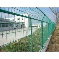 框架护栏网 双边护栏网 厂区隔离栅