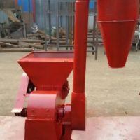 可加工定做饲料粉碎机 供应饲料加工机械 秸秆铡草粉碎机