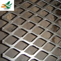 飞卓丝网直销供应各类网装饰不锈钢菱形钢板网