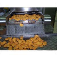 优品大型商用鸡米花油炸机 香芋条电加热油炸机 炸薄脆教程