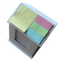 屋子形状创意便签组合定制-博艺印刷品