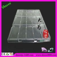 东莞 深圳 直销pvc包装盒 防静电工艺品吸塑托盘 透明塑料盒加工