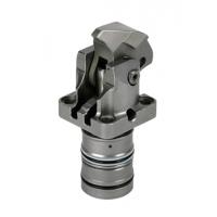 德国 ROEMHELD 具有夹紧杆液压操作的夹紧元件 B1.825铰链夹具 B1.827紧凑型夹具