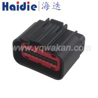 18芯防水TE泰科接插件Haidie母端汽车连接器2203663-5