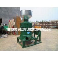 热销立式砂轮玉米碾米机 粮食一次型加工碾米机 电动碾子机