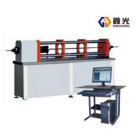 500KN微机控制钢绞线松弛试验机(郑州无损检测、分析仪器设备及材料试验机展览会)